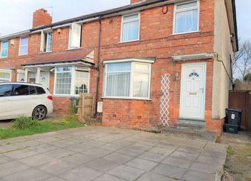 Thumbnail 3 bedroom semi-detached house to rent in Colemeadow Road, Birmingham