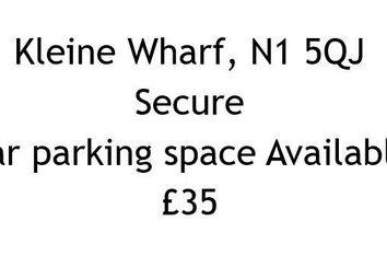 Parking/garage to rent in Orsman Road, London N1