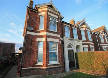 Thumbnail 3 bed flat to rent in Longfleet Road, Poole