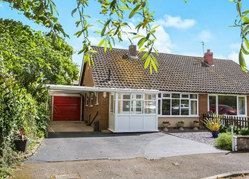 Thumbnail 3 bed semi-detached house for sale in Loachbrook Avenue, Congleton