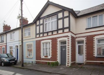 Thumbnail 2 bed terraced house to rent in Orchard Place, Canton, Cardiff