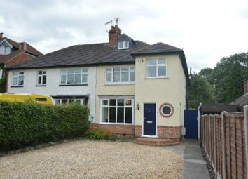 Thumbnail 4 bed detached house for sale in Leicester Road, Glen Parva, Leicester