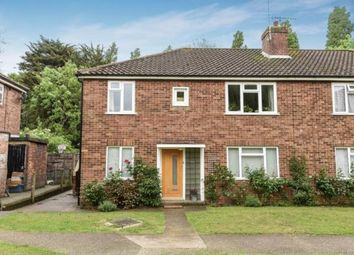 Thumbnail 2 bed maisonette for sale in Coniston Close, Whetstone