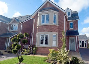 Thumbnail 5 bed detached house for sale in The Seathwaite Plot 5 And 7, Parkview, Barrow-In-Furness
