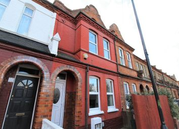 Thumbnail 3 bed terraced house for sale in Lymington Avenue, Noel Park