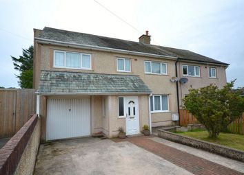 Thumbnail 5 bed semi-detached house for sale in Bow Fell Road, Whitehaven, Cumbria