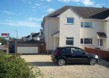 Thumbnail 2 bed flat to rent in Hamilton Road, Hamworthy, Poole