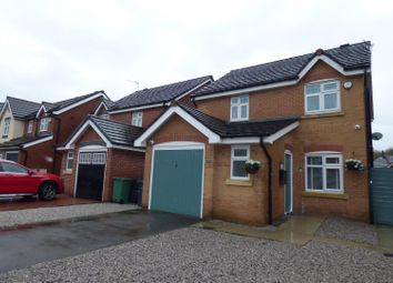 Thumbnail 3 bed detached house for sale in Grasmere Drive, Bury