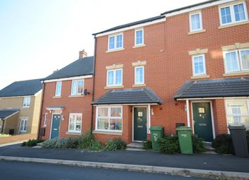 Thumbnail 4 bed terraced house for sale in Jack Russell Close, Stroud