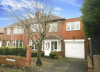 Thumbnail 4 bed semi-detached house for sale in Hartburn Road, North Shields, Tyne And Wear