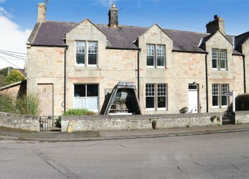 Thumbnail 4 bed end terrace house for sale in Warenford, Belford, Northumberland