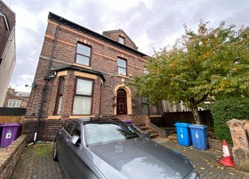 Thumbnail 8 bed property to rent in Buckingham Road, Liverpool