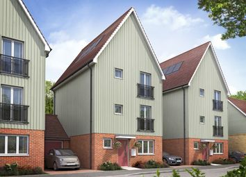 "Thumbnail 4 bed detached house for sale in ""Fusion "" at Wood View, Grays"
