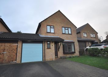Thumbnail 3 bed detached house to rent in Middlefield Close, Buckingham