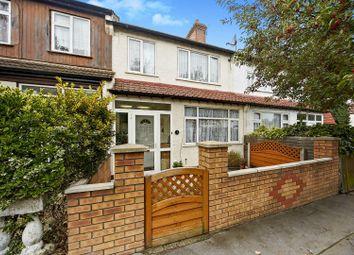 Thumbnail 3 bed terraced house for sale in Keston Road, Thornton Heath / West Croydon