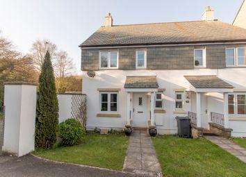 Thumbnail 3 bed semi-detached house for sale in Carnglaze Close, Liskeard