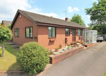 Thumbnail 3 bed detached bungalow for sale in Greytree, Ross-On-Wye
