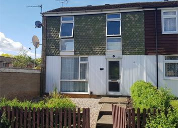 Thumbnail 3 bed end terrace house for sale in Newton Road, Duston, Northampton