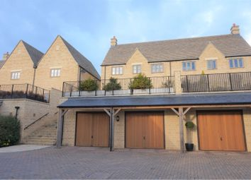 Thumbnail 3 bed semi-detached house for sale in Matthews Walk, Cirencester