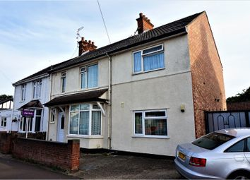 Thumbnail 5 bedroom semi-detached house for sale in Alexandra Road, Peterborough