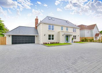 Thumbnail 5 bed detached house for sale in Epping Road, Epping Green, Essex