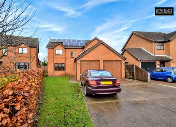 Thumbnail 4 bed property for sale in Marian Way, Waltham, Grimsby