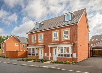 """Thumbnail 4 bedroom semi-detached house for sale in """"Woodvale Special"""" at Cricket Field Grove, Crowthorne"""