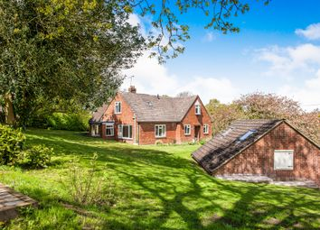 Thumbnail 5 bed detached house for sale in Lower Road, Bratton, Westbury