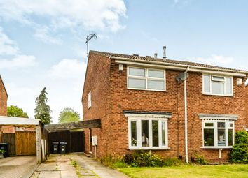 Thumbnail 2 bedroom semi-detached house for sale in Rea Valley Drive, Northfield, Birmingham
