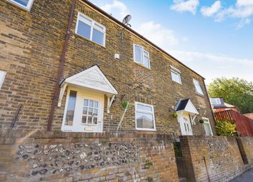 Charlton Avenue, Dover CT16. 2 bed terraced house for sale