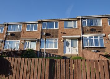 Thumbnail 3 bed terraced house for sale in Coates Close, Stanley, Durham
