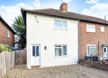 Thumbnail 3 bed semi-detached house for sale in Lincoln Road, New Malden