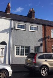 Thumbnail 2 bed terraced house for sale in Bridge Street, Mold, Flintshire.