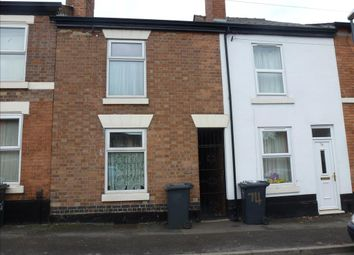 Thumbnail 3 bedroom terraced house for sale in Whitaker Street, Derby