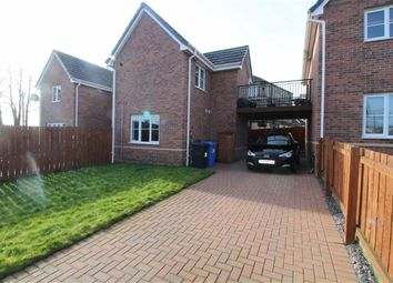 Thumbnail 2 bedroom detached house for sale in Clarence Crescent, Clydebank