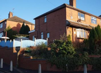 Thumbnail 3 bedroom semi-detached house for sale in Barnfield Road, Stoke-On-Trent