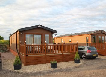 Thumbnail 2 bed lodge for sale in The Lakes, Stonham Aspal, Stowmarket