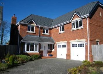 Thumbnail 5 bed detached house for sale in Spinney Close, Whittle-Le-Woods, Chorley, Lancashire