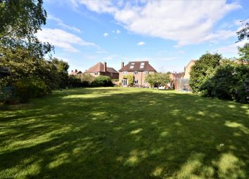 Thumbnail 4 bed detached house for sale in Great Goodwin Drive, Guildford