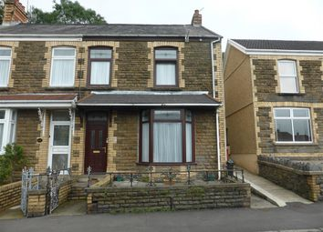Thumbnail 3 bed semi-detached house for sale in 102 The Highlands, Neath Abbey, Skewen, Neath