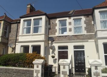 Thumbnail 3 bed flat to rent in Clifton Road, Weston-Super-Mare