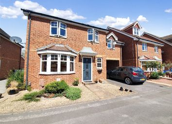 Thumbnail 4 bed detached house for sale in Proctor Drive, Lee-On-The-Solent, Hampshire