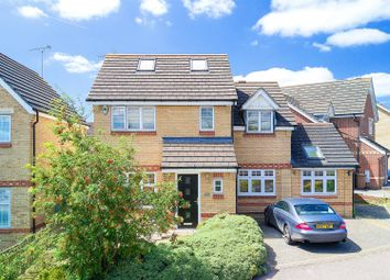 Thumbnail 4 bedroom detached house for sale in Great Innings South, Watton At Stone, Hertford