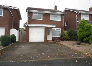 Thumbnail 3 bed detached house for sale in Greenfields Drive, Little Neston, Neston