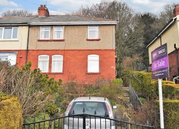 Thumbnail 3 bed semi-detached house for sale in Rolleston Avenue, Maltby, Rotherham