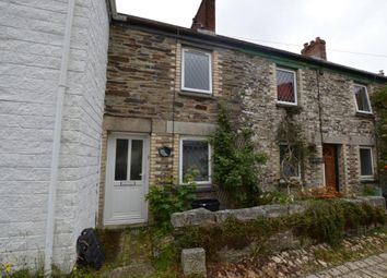 Thumbnail 1 bed terraced house to rent in The Terrace, Trevelmond, Liskeard, Cornwall