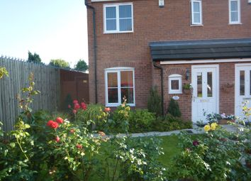 Thumbnail 3 bedroom semi-detached house for sale in Pitchwood Close, Darlaston