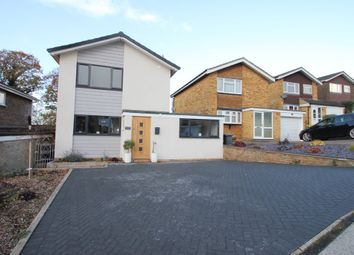 Thumbnail 3 bed detached house for sale in Causton Way, Rayleigh