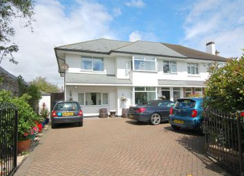Thumbnail 6 bed semi-detached house for sale in Crow Park, Fernleigh Road, Mannamead, Plymouth