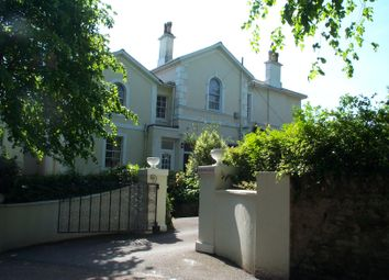 Thumbnail 2 bed flat to rent in Barrington Road, Torquay